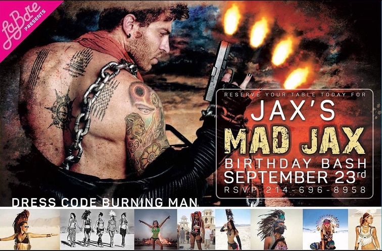 Jax's Birthday Bash